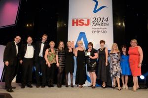 HSJ Awards 2014